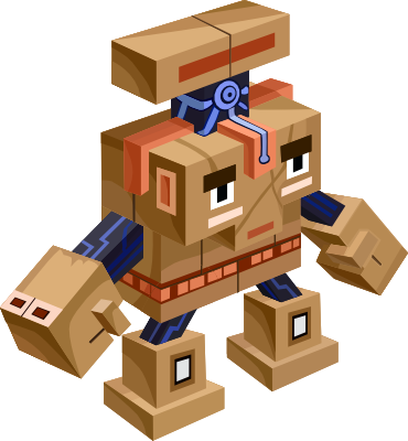 Blockbot monster