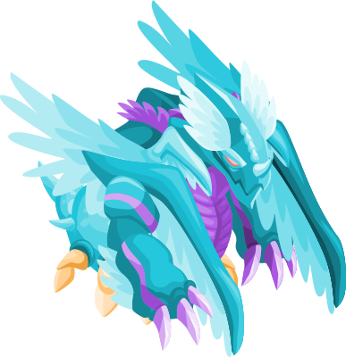 Icescythe monster