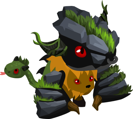 Seedbeast monster